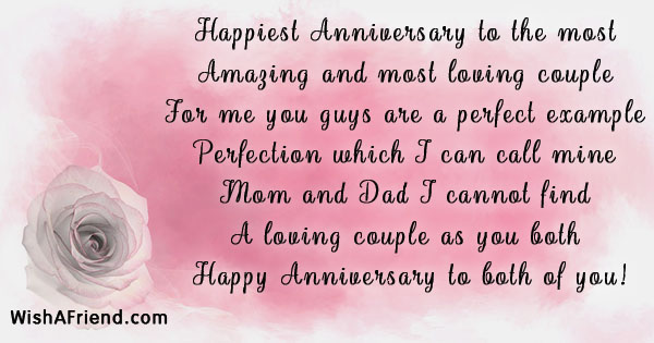 Anniversary messages for parents page 2 23635 anniversary messages for parents m4hsunfo