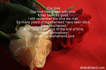 5031 Anniversary Poems