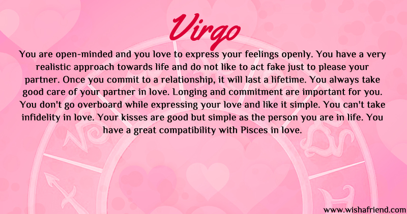 Signs a virgo man is in love with you