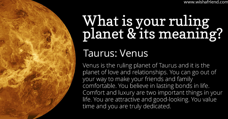 Taurus Zodiac Sign Meaning