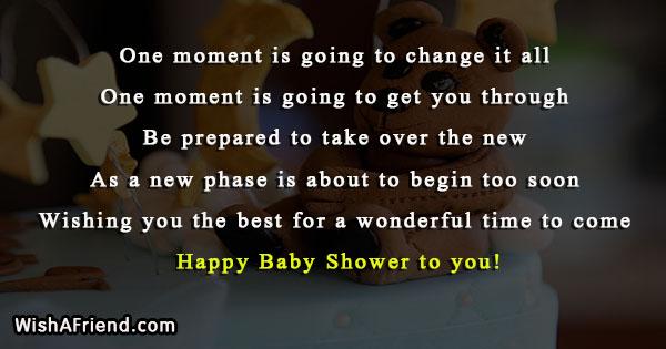 Baby Shower Facebook Statuses ~ Baby shower messages