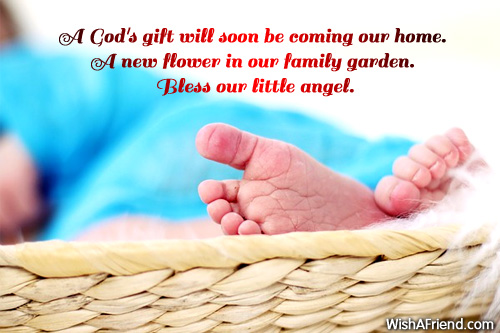 Baby Birth Announcement Wordings – Baby Birth Announcement Quotes