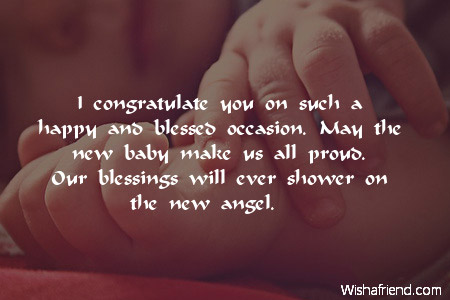 3664 New Baby Wishes