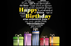 Happy Birthday Wishes Poems Messages Quotes Sayings
