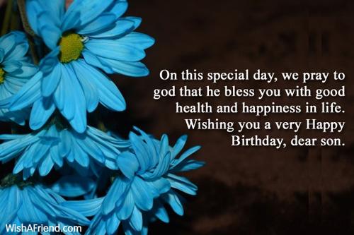 1026 son birthday wishes