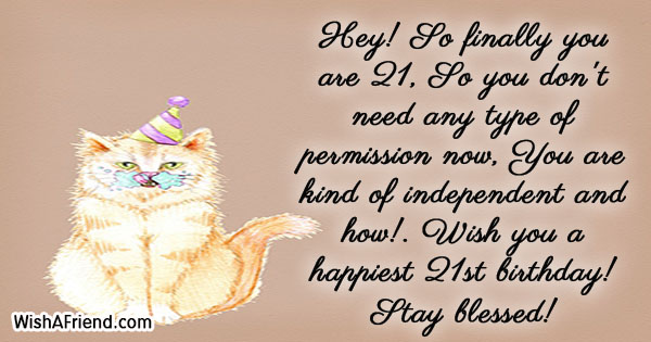 21st Birthday Quotes Adorable 48st Birthday Quotes