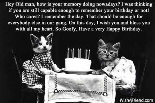 11757 Funny Birthday Wishes