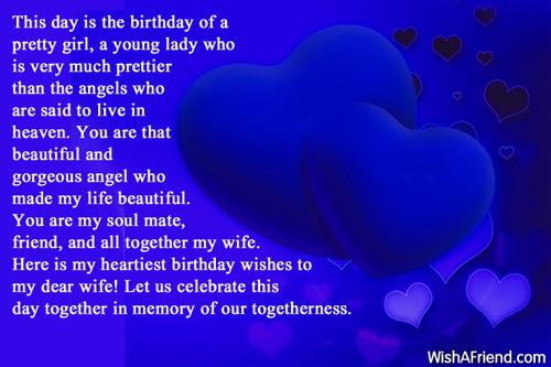 11809 wife birthday wishes