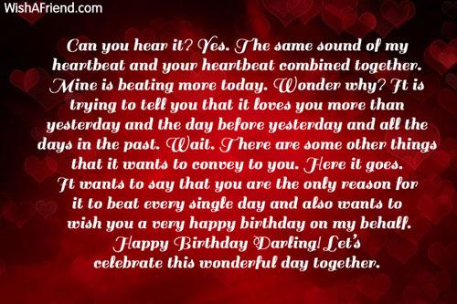 11816 Birthday Wishes For Girlfriendg