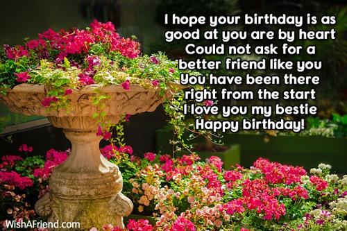 Best friend birthday wishes 12461 best friend birthday wishes m4hsunfo