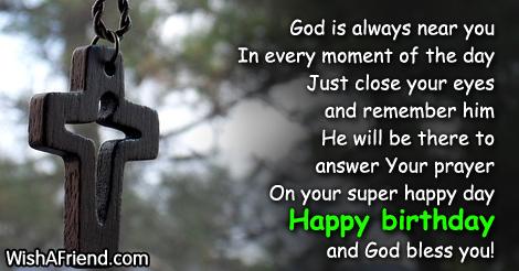 Happy Birthday Jesus Message ~ Christian birthday greetings