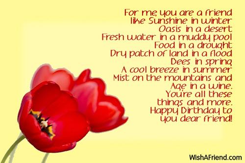 Birthday wishes for friends 1309 friends birthday wishes m4hsunfo