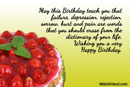 Happy Birthday Message Good Friend ~ Birthday wishes for friends