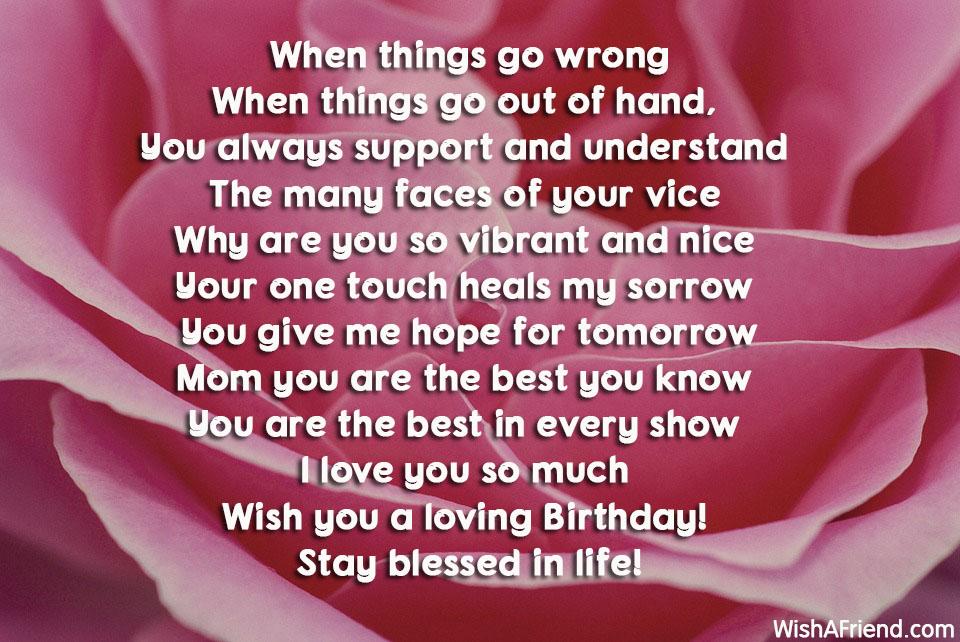 Mom birthday poems 13353 mom birthday poems thecheapjerseys Choice Image