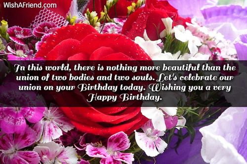 Happy birthday beautiful messages