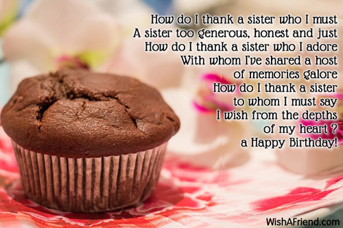1405 sister birthday messages