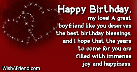 Birthday wishes for boyfriend 14729 birthday wishes for boyfriend m4hsunfo