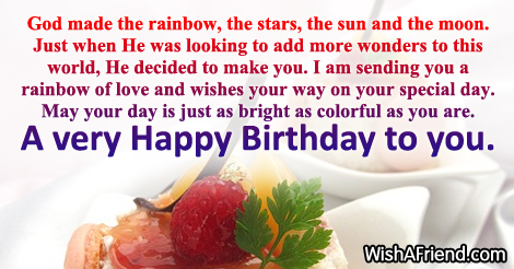 Christian Birthday Greetings – Christian Birthday Greetings
