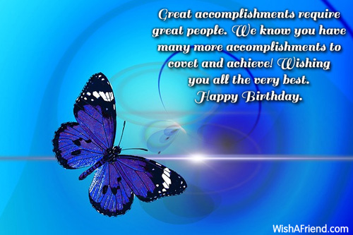 Inspirational birthday messages 1515 inspirational birthday messages bookmarktalkfo Gallery