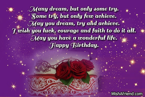 Birthday Sayings For Cards – Birthday Card Sayings