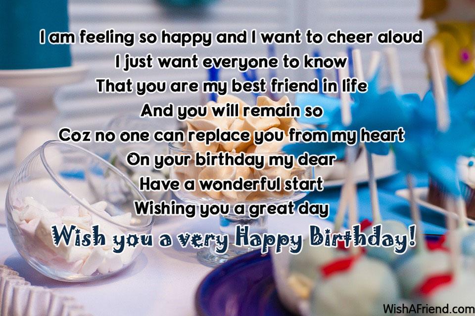 16459 best friend birthday wishes