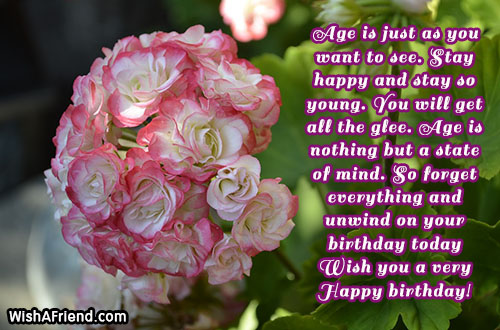 happy birthday greetings
