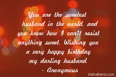 Birthday Quotes For Husband New Birthday Quotes For Husband