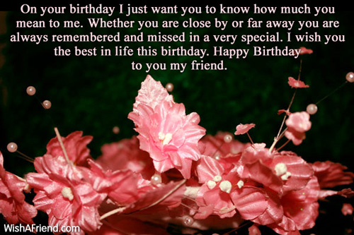 Birthday greetings for friends 1879 birthday greetings for friends m4hsunfo