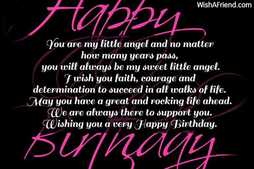 Birthday Wishes For Daughter Quotes Daughter Birthday Sayings