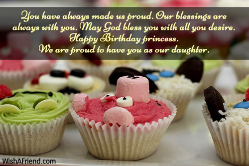 Birthday wishes for daughter m4hsunfo