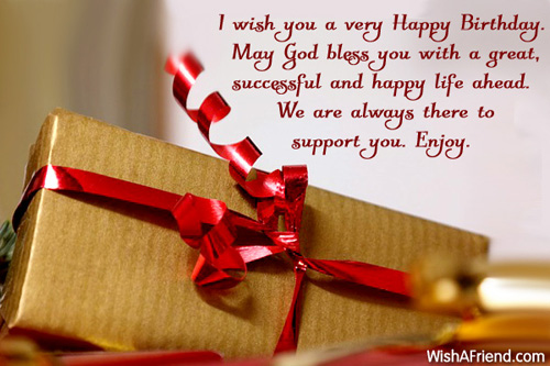 Best Gift For Elder Sister On Her Wedding : wish you a very Happy Birthday. May God bless you with a great ...