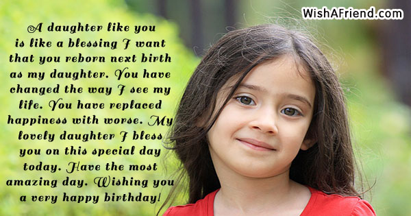 Happy Birthday Quotes For Daughter ~ Birthday quotes for daughter