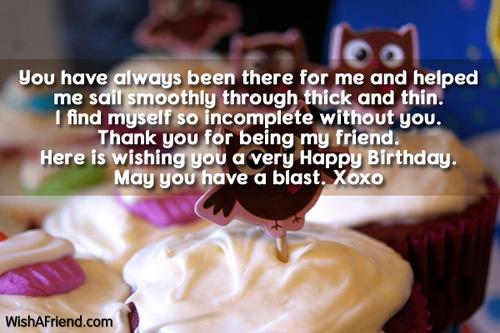 2077 Friends Birthday Wishes