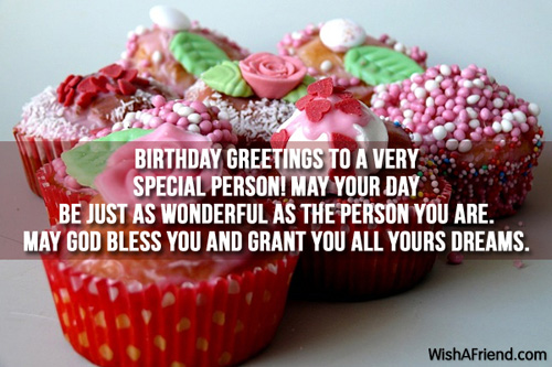 Birthday Wishes For Friends – Pics for Birthday Greetings
