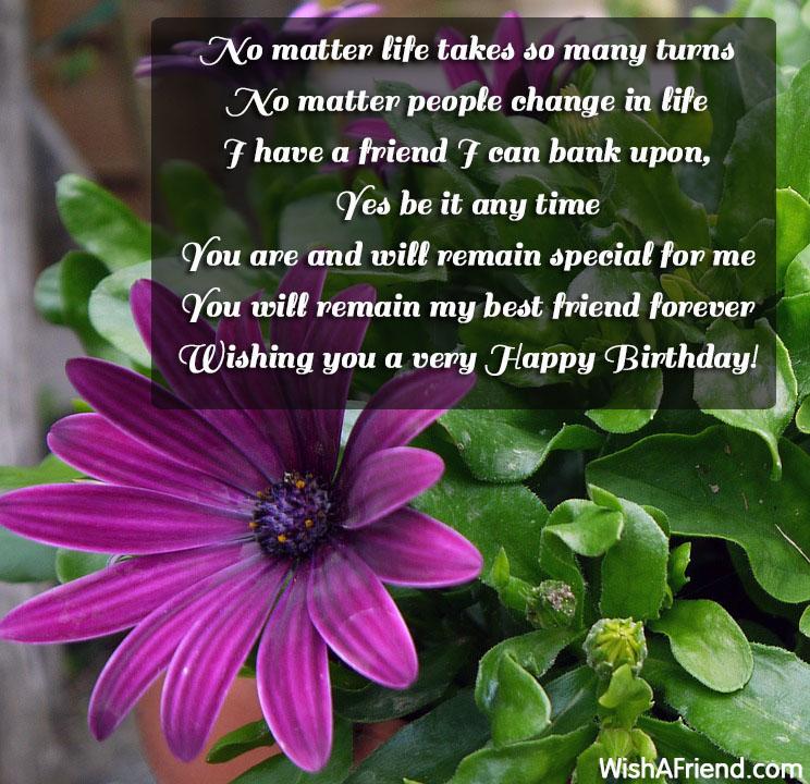 20899 Best Friend Birthday Wishes