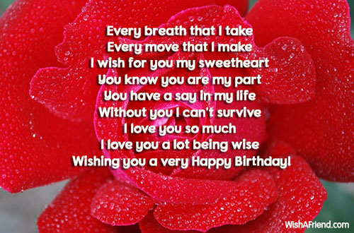 Love Birthday Quotes Enchanting Love Birthday Quotes