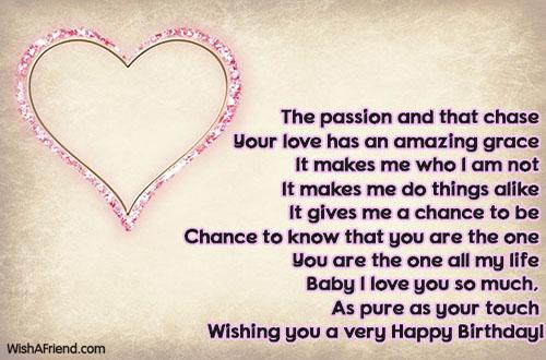 21641 Love Birthday Quotes