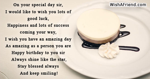 Birthday wishes for boss page 3 21755 boss birthday wishes m4hsunfo