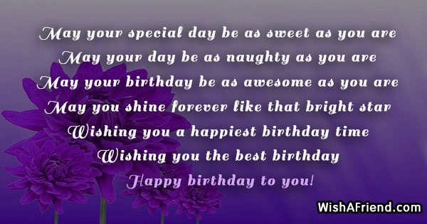 May your special day be as, Friends Birthday Quote