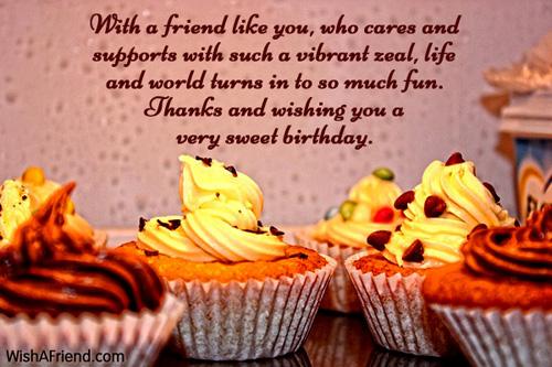 Birthday wishes for friends 248 friends birthday wishes m4hsunfo