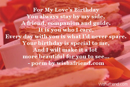 2496 boyfriend birthday poems