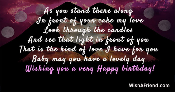 Birthday wishes for boyfriend m4hsunfo