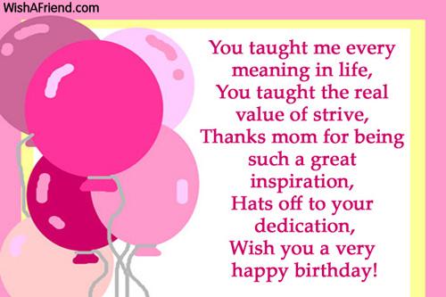 Mom birthday messages 2505 mom birthday messages m4hsunfo