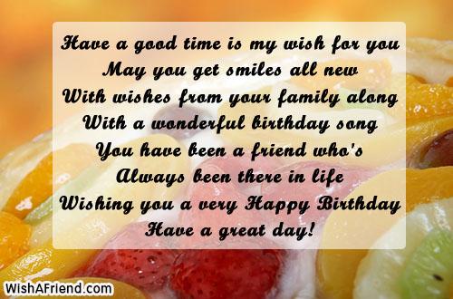 25236 friends birthday wishes