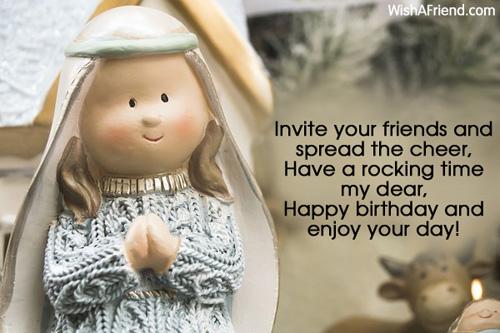 Invite your friends and spread