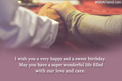 Wishes Birthday Quotes