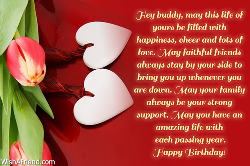 Birthday Wishes For Him Love ~ Birthday wishes for husband