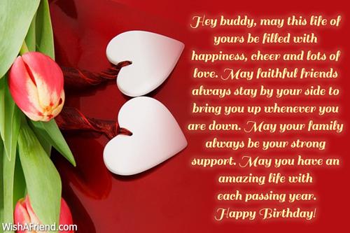 Happy Birthday Message Husband ~ Birthday wishes for husband