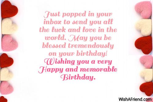 374 Husband Birthday Wishes