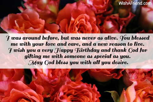Love birthday messages 423 love birthday messages m4hsunfo